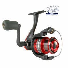 Authentic OKUMA Apollo APII-20/30/40/45/55/65/80 spinning reel metal fishing reel pre-loading spinning wheel fishing tackle #Affiliate