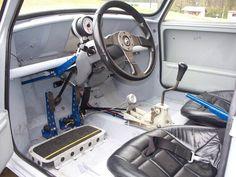 Mini clásico con 395 CV y tracción total mini-cooper-tec-awd-395cv-7