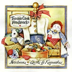 Thimble Creek Needleworks by Beth Yarbrough