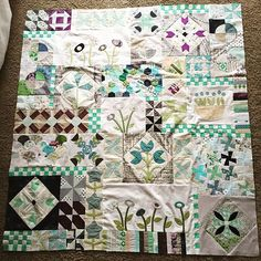 Why Hello 💁🏻 Old Quilt Friend, it's been awhile. . 💚💚💚 Your Heart and My Heart are very, very old friends 💚💚💚 #quilting #greenteaandsweetbeans #secondtime #jenkingwell