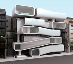 Architecture on Behance