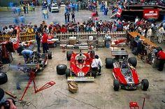 Scuderia Ferrari SpA SEFAC...Ferrari 312T2...Motor 015 F12 3.0...GP Estados Unidos Oeste 1977