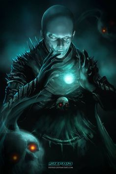 At 10th level, a necromancer significantly extends his mastery of Animate Dead class ability. He can now raise his victims not only as zombies or skeletons, but as any kind of undead creature, provided the created undead challenge rating would not be higher than ½ necromancer's caster level and that the animated corpse/soul had in life at least enough HD as the chosen undead creature's base HD.