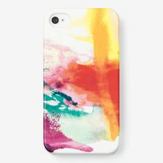 abstract iPhone 4 case, Saturday.com by Kate Spade | Man, I really wish ksny would make Galaxy s3 cases. Love this one.