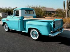 antique pickup trucks | Ash Tree Cottage: Why Bloggers Need Paracord Survival Bracelets