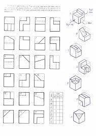 ผลการค นหาร ปภาพสำหร บ Ejercicios De Perspectiva A Partir De Trama Isometrica Tecnicas De Dibujo Vistas Dibujo Tecnico Clases De Dibujo