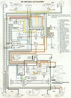 wiring diagram in color 1964 vw bug beetle convertible the example rh huntervalleyhotels co