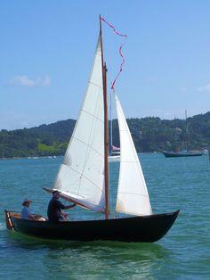 Sailing dinghy b