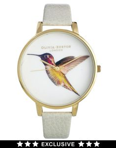 Browse online for the newest Olivia Burton Exclusive for ASOS Cream Woodland Watch styles. Shop easier with ASOS' multiple payments and return options (Ts&Cs apply). Asos, Jewelry Accessories, Fashion Accessories, Jewels, Stuff To Buy, Woodland, Designer Watches, Watch 2, Cream