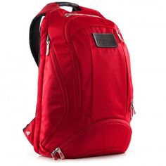 Fitmark formula-1 velocity backpack - need this!! perfect for gym AND school - beautiful red as well