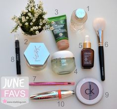 June 2014 Beauty Favs ObeBlog
