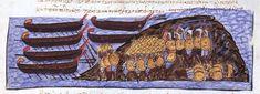 One of the failed byzantine invasinons of crete