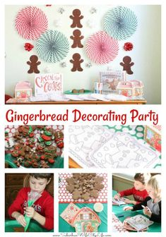 Gingerbread Decorati