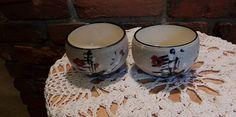 Vintage Oriental Tea Bowl Japanese Tea Bowls Asian Teacups