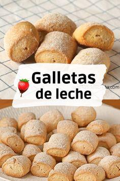 Brownie Cookies, Cookie Desserts, Chocolate Desserts, Deli Food, Pan Dulce, Biscuit Cookies, Food Videos, Sweet Recipes, Bread Recipes
