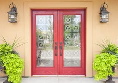 Portes d 39 entr e de couleur sur pinterest portes d 39 entr e for Couleur hall d entree feng shui