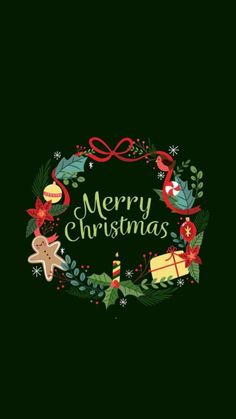 Merry Christmas Images, Merry Christmas Wishes, Merry Little Christmas, Christmas Greetings, Christmas Phone Wallpaper, Wallpaper Free, Holiday Wallpaper, Preppy Christmas, Christmas Mood