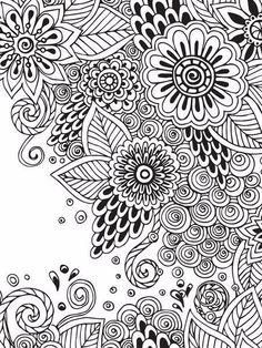 Pin By Leanne Hill On Zentangle Samples