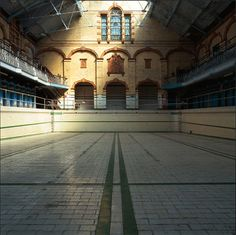 Gigi Cifali has captured some of the most incredible abandoned swimming pools in England