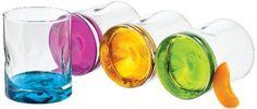 Libbey Impressions Colors Double Old Fashioned Glass Set,  4-Piece,$15, http://www.amazon.com/dp/B001K44682/ref=cm_sw_r_pi_awdm_x_nxacyb8W6GKAD