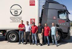 Renault Trucks - #optifuelchallenge 2015 - International Final