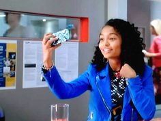 The Cabana Collection cell phone case continues to shine on the ABC TV show Black-ish!  #ABC  #iphonecase    Use code Blackish15 for 15% off your entire purchase!