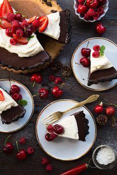 Torta Oreo   Vídeos e Receitas de Sobremesas