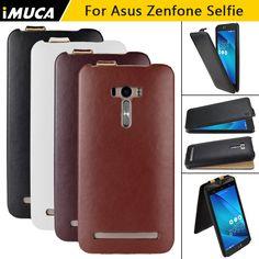 for Asus Zenfone Selfie Case asus zenfone selfie Cover Vertical Flip Leather for Asus Zenfone Selfie ZD551KL Phone Cases Bags