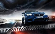2014 BMW M5 Competition Package (by Car Fanatics)