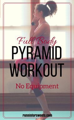 The Ultimate Pyramid Workout for Runner's Strength Strength Training For Runners, Strength Training Workouts, Flexibility Workout, Running Workouts, Easy Workouts, At Home Workouts, Training Schedule, Running Tips, Pyramid Training