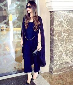 Simple Pakistani Dresses, Pakistani Wedding Outfits, Pakistani Fashion Casual, Indian Fashion Dresses, Pakistani Dress Design, Indian Designer Outfits, Indian Outfits, Fashion Outfits, Stylish Dresses For Girls