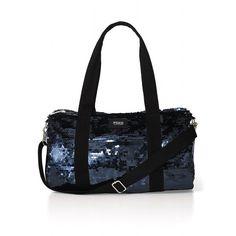 Victoria's Secret Mini Duffle Bag ($40) ❤ liked on Polyvore