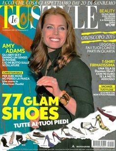 Copertina Tu Syle 2015, presenta stivali Albano!!