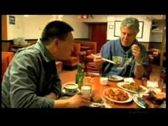Anthony Bourdain goes back to experience his childhood's chinese food with Chef Chris Cheung