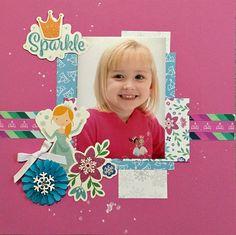 Sparkle **My Creative Scrapbook**