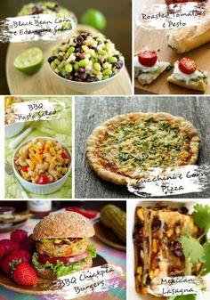 Vegetarian Dinner Ideas