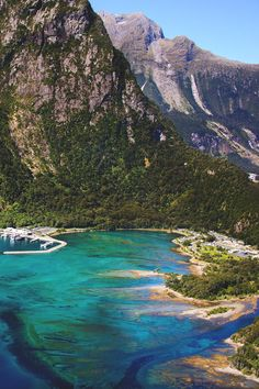 2 months & it's honeymoon time! Milford Sound, Fiordland, South Island, New Zealand
