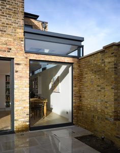 RIBA accredited architectural practice working in Central, West and South London with 30 years experience in the residential, commercial and development sectors Roof Design, House Design, House Extension Design, Extension Ideas, Garage To Living Space, Interior Design Help, Suburban House, Barn Renovation, House Extensions