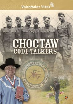Choctaw Code Talkers - In not yet citizens of the United States, Choctaw members of the American Expeditionary Forces were asked to use their Native language as a powerful tool against the Germa Native American History, Native American Indians, Native Americans, Cherokee, American Code, Navajo, Choctaw Indian, Choctaw Nation, Code Talker