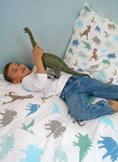 LINGE DE MAISON > Dinos #boysroom #duvet #jongenskamer #dekbedovertrek ...
