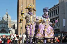Concurso de máscaras en el Carnaval de Venecia © Matteo Bertolin/Unionpress