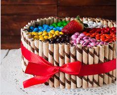 Tort urodzinowy dla dzieci z nutellą – przepis