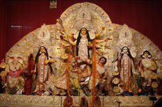 Durga Puja ..... I cannot wait. These are the times when I feel so so proud of my roots