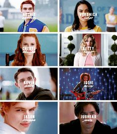 The deeper you go, the darker the secrets, I swear it's like pretty little liars but let's be honest PLL and Riverdale are hard to choose which is better. Riverdale Jason, Riverdale Series, Bughead Riverdale, Riverdale Funny, Riverdale Netflix, Riverdale Quotes, Betty Cooper, Archie Comics Riverdale, Betty & Veronica