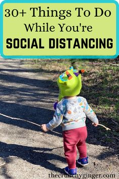 """Like millions of Americans and folks around the globe, I am practicing """"social distancing."""" If you're in the same boat, here are some frugal (and mostly screen-free) ideas for what to do while you're social distancing during the Coronavirus pandemic. Boating, Frugal, Globe, Things To Do, Safety, Bucket, Events, Activities, Fun"""