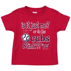 St. Louis Cardinals Fans. Is it Just Me (Anti-Cubs). Toddler Tee (2T-4T) 7947c8ada