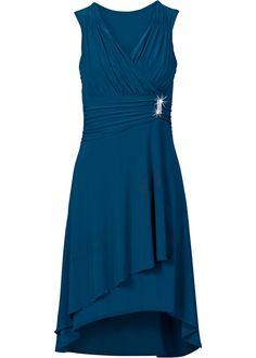 Kleid mit Applikation blau - BODYFLIRT jetzt im Online Shop von bonprix.de ab ? 34,99 bestellen. Auf Partys und bei festlichen Anlässen zieht dieses ...