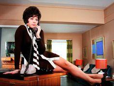 John Steed — Lovely Linda Thorson as Tara King Avengers Women, Avengers Girl, Linda Thorson, Mars In Cancer, Spy Shows, The Original Avengers, Tara King, Emma Peel, Canadian Actresses