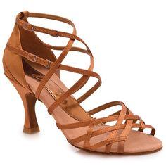 Capezio Valentina Latin Dance Shoes BR179