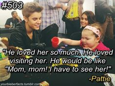 Why are you a Belieber? Click through to write a message about what Justin means to you. Thanks so much <3
